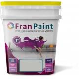 fábrica de tinta seladora branca Planaltina