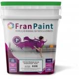 indústria de tinta para parede com textura Limeira