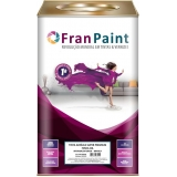 tinta acrílica para fachada 18 litros Japurá