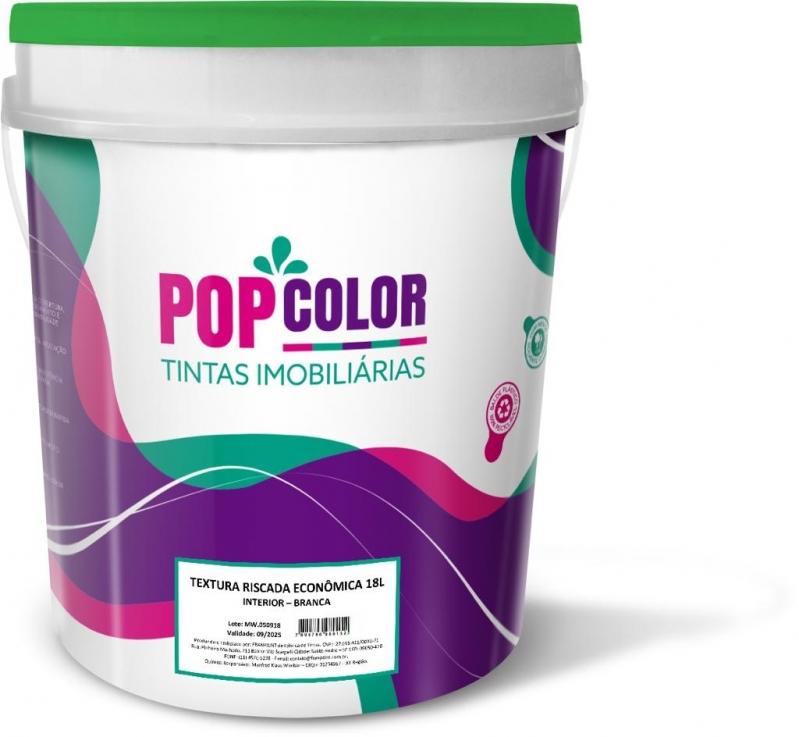 Tinta Brilho para Grafiato Preços Taboão da Serra - Tinta para Grafiato