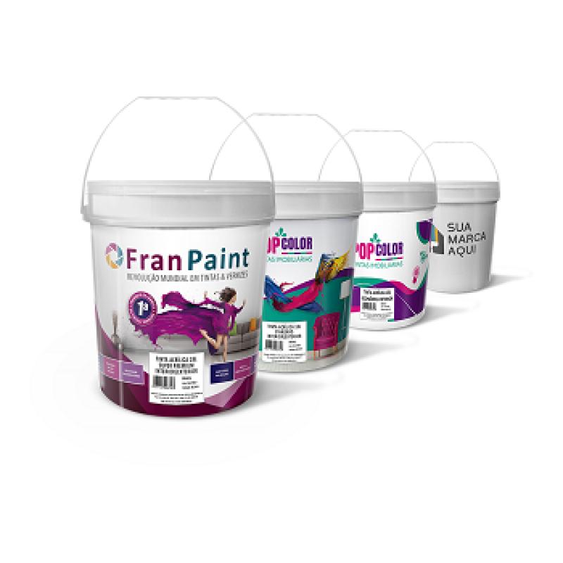 Tinta Colorida para Parede Concreto Três Lagoas - Tinta de Parede Colorida